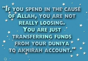 Islamic Quote The Day Words