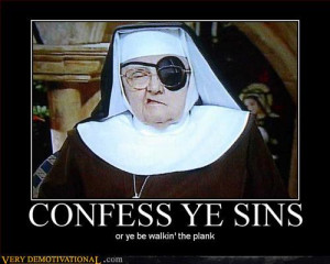 Are nuns nice or are nuns mean?
