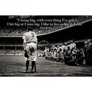 ... quotes 5 famous baseball quotes babe ruth famous baseball quotes babe