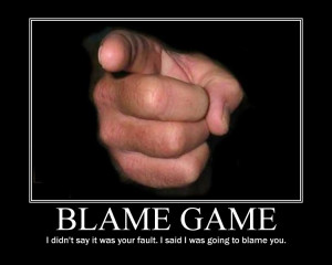 Guide to Not Blaming the Victim