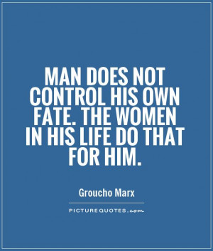 Funny Quotes Women Quotes Man Quotes Control Quotes Groucho Marx ...