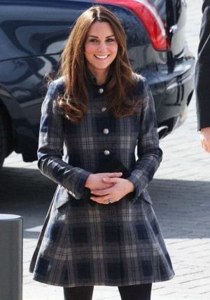 Kate Middleton, Duchess of Cambridge, will follow in the footsteps of ...