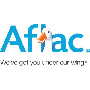 Free Vector Logo Aflac