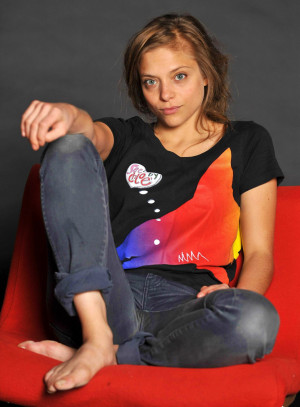 Lizzie Brochere Quotes