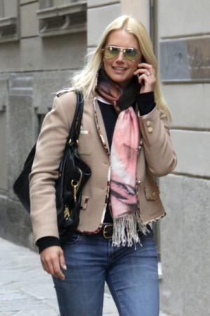 Valeria Mazza Argentine Supermodel Who...