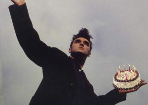 Happy Birthday Morrissey