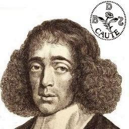Benedict Spinoza op Twitter