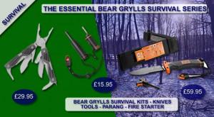 Bear Grylls Survival