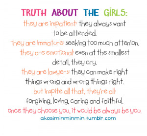 boys vs girl quotes