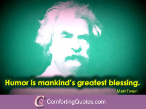 Mark Twain Quotes About Life and Having Fun