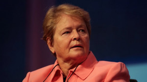 Inspired Gro Harlem Brundtland