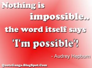 image caption: World's Best Inspirational Quotes - QuoteGanga