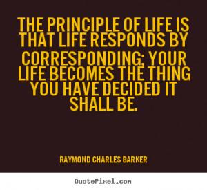 Successful Life Principals