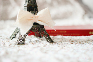 ... eiffel tower, bow, cute, eiffel tower, love, pretty, quote, quotes