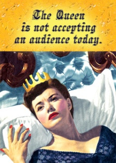 audience today. - vintage retro funny quote Dust Jackets, Funny Quotes ...