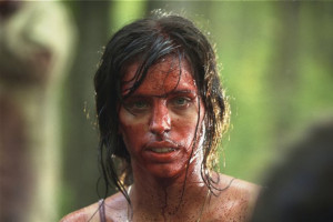 Still of Maïwenn in High Tension (2003)
