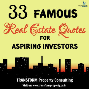 33 Famous Real Estate Quotes for Aspiring Investors