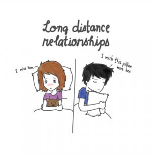 Quotes About Love Long Distance Relationship Tagalog #13