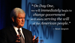 Newt Gingrich 2012: Why It is Time
