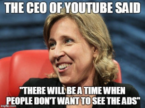 YouTube CEO Just Said The Stupidest Thing Ever