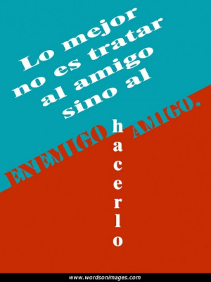 Friendship quotes in spanish