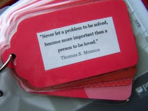 President Thomas S. Monson Quotes