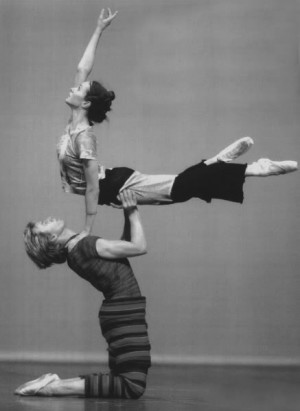 ballet #ballet couple #couple #dance