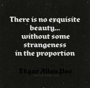 Edgar Allan Poe - same as real life # quotes # wisdom #