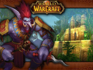 Thread: Troll - World of Warcraft Wallpaper : Troll Wallpaper