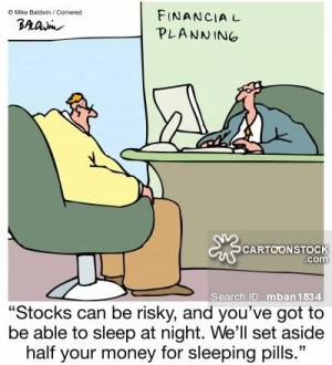 Advisor Cartoons Financial Cartoon Funny