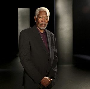 Morgan Freeman, courtesy Morgan Freeman