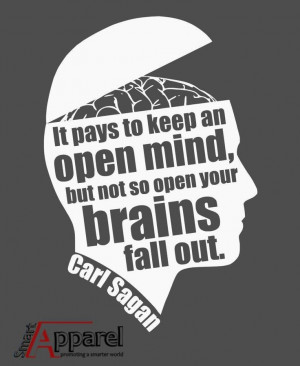 keeping an open mind allows for We're told our entire lives to keep an open mind, but psychologists have shown  that we're hardwired to be close minded here are four ways to.