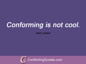 wpid quotation adam lambert conforming is not jpg