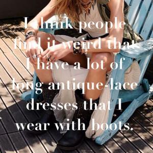 Erin Wasson quote #erinwasson #fashion #style