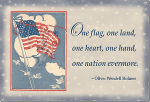 2012 National Flag Day quote