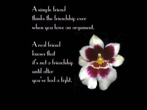 real friend knows you better than you know yourself!