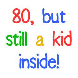 fun_80th_birthday_humor_greeting_card.jpg?height=250&width=250 ...