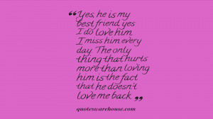 Love Quotes For Him Best Friend ~ my best friend/boyfriend/ true love ...