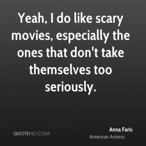 Anna Faris Quotes