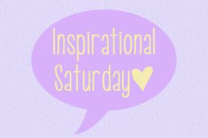 Inspirational Saturday: Dreams