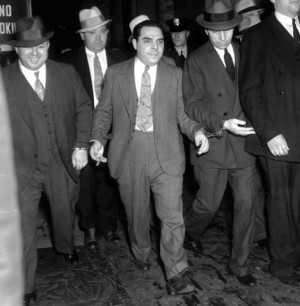 ... in New York. Luciano, Meyer Lansky and Carlo Gambino are long gone