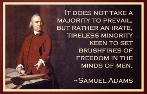 Displaying 15> Images For - Samuel Adams Quotes...