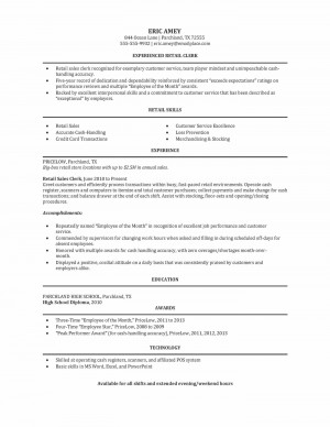 Readymade Resume Format 25.07.2017