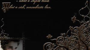 Edward Cullen Quotes HD Wallpaper 16