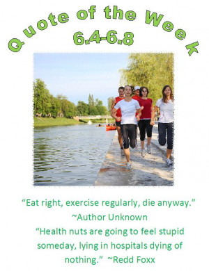 chippewa falls, wi chiropractor healthy quote of the week 6.4 – 6.8