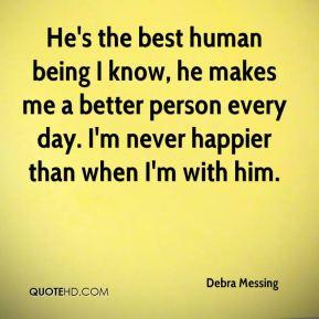 Debra Messing Quotes