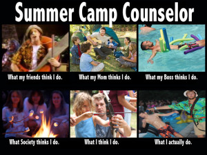 Summer Camp Counselor