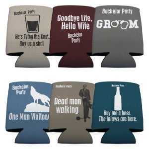 Funny Wedding Koozie Quotes Quotesgram
