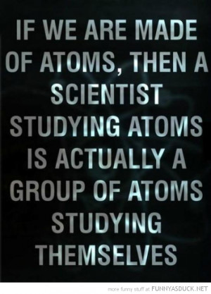 Funny Science Quote Particle...