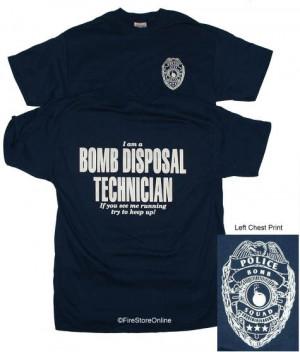 thread bomb squad practical joke